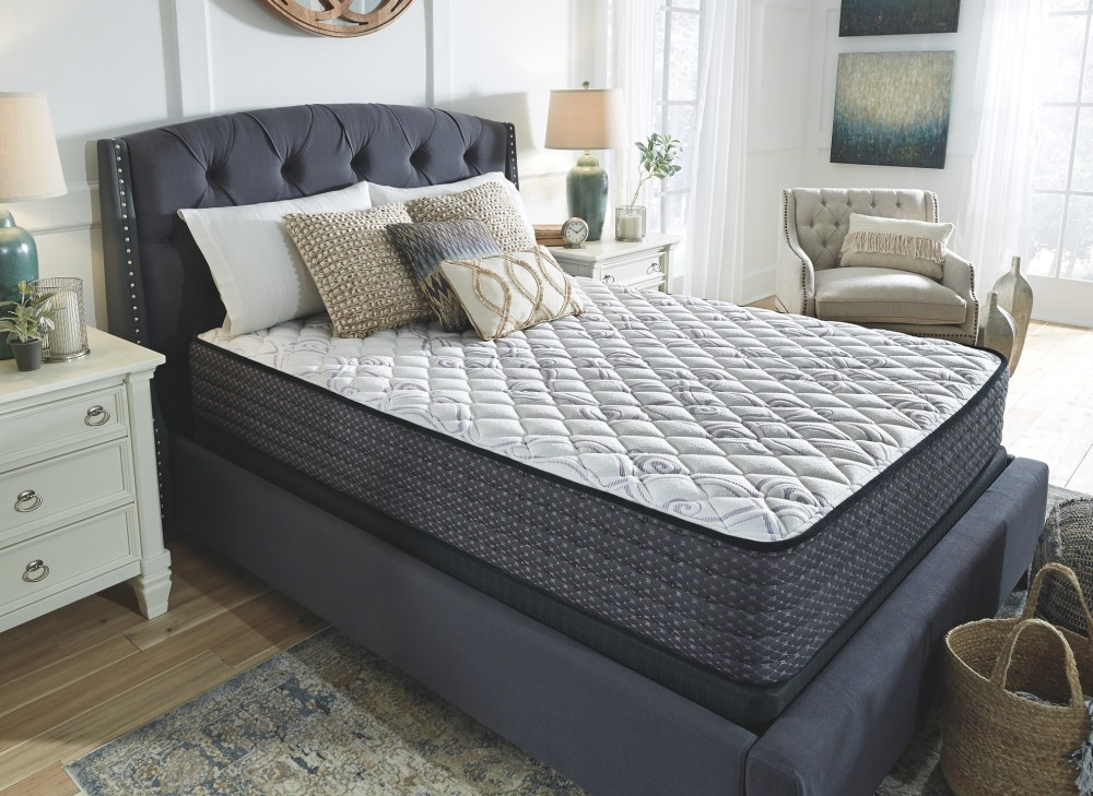 Limited Edition Firm White Full Mattress M62521