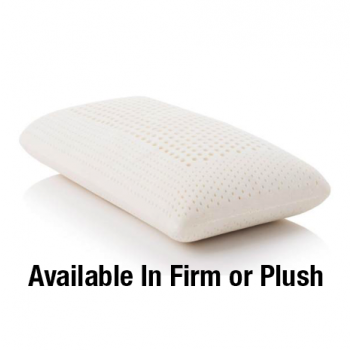 Zoned Talalay Latex Pillow