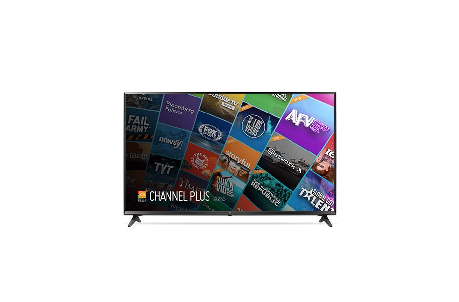 LG 55' 4K UHD HDR Smart LED TV