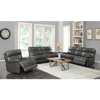 STANFORD MOTION COLLECTION - Bt Power2 Loveseat