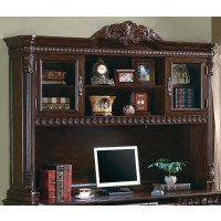TUCKER COLLECTION - Credenza With Hutch