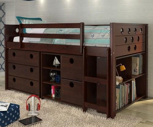 Modular Low Loft System 780atcp Bunk Beds Gr8 Furniture And