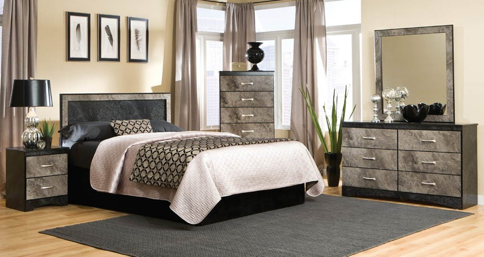 Memphis 5pc Bedroom Set