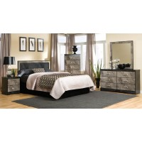 Memphis 5pc Bedroom Set