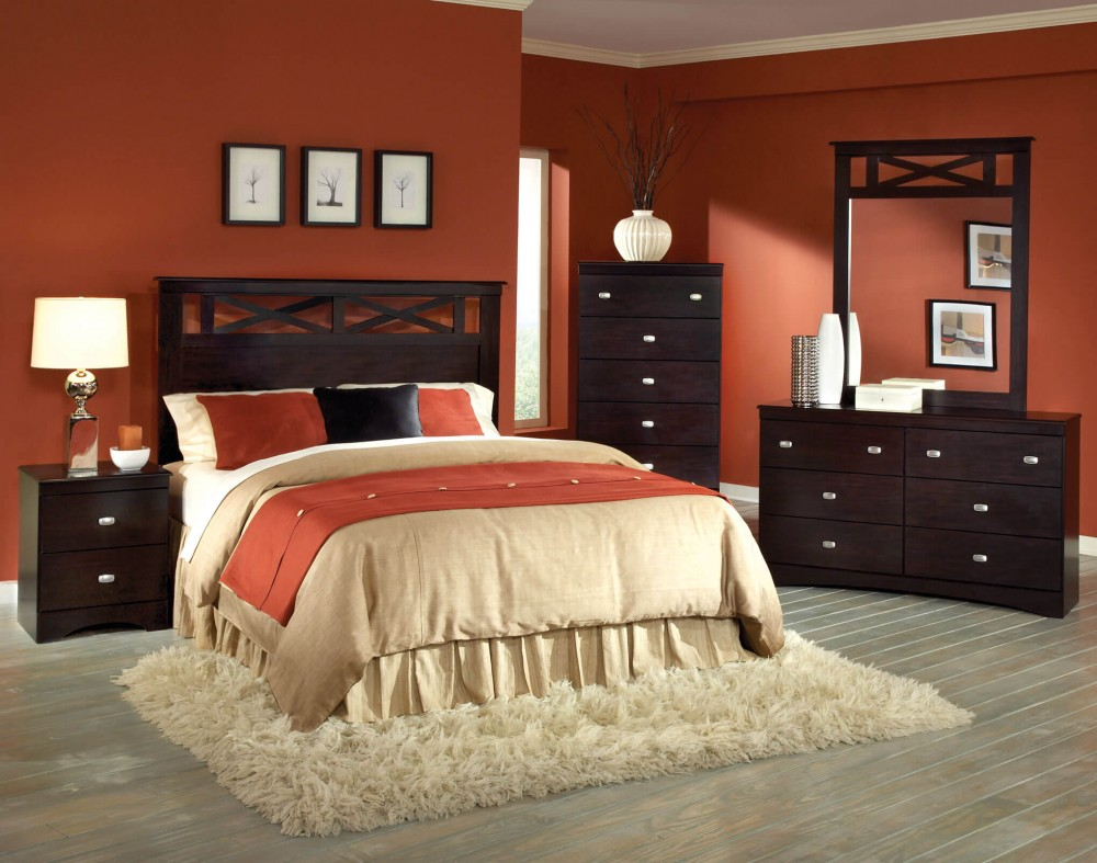 Tyler 5pc Bedroom Set