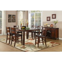 Six piece counter dinette