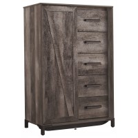 Wynnlow - Gray - Dressing Chest