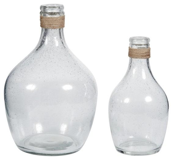 Marcin - Clear - Vase (2/CN)