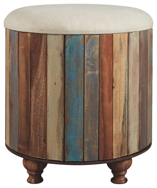 Terrific Oristano Multi Storage Ottoman A3000014 Ottomans Andrewgaddart Wooden Chair Designs For Living Room Andrewgaddartcom