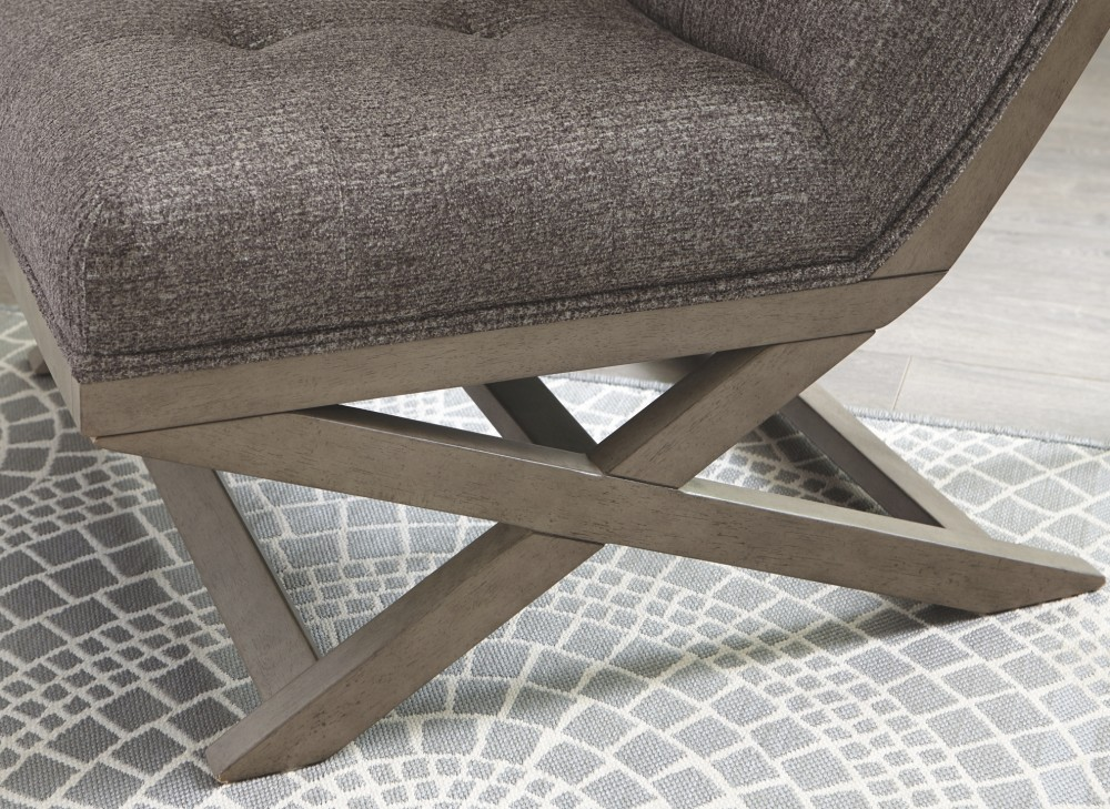 Taupe Accent Chairs.Sidewinder Taupe Accent Chair