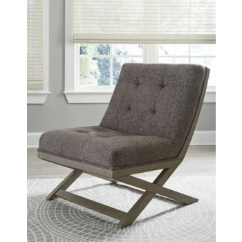 Sidewinder - Taupe - Accent Chair