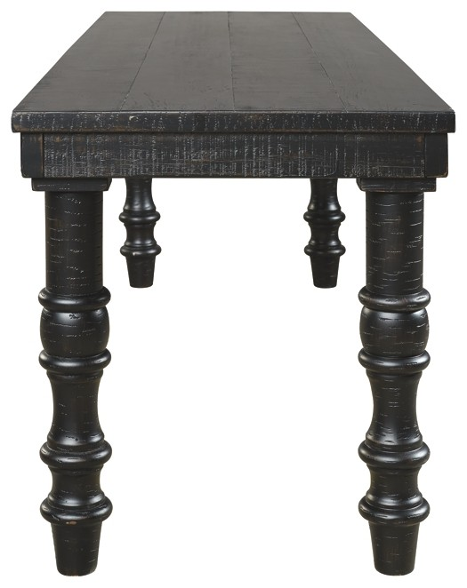 Dannerville - Antique Black - Accent Bench - Dannerville - Antique Black - Accent Bench A3000160 Benches