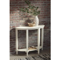 Altonwood - White - Console Sofa Table