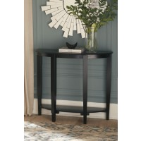 Altonwood - Black - Console Sofa Table