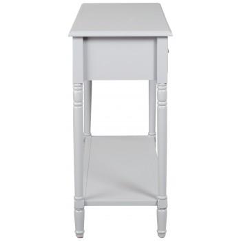 Goverton - Gray - Console Sofa Table