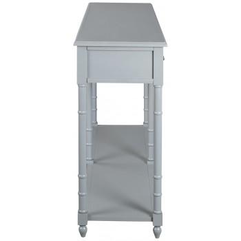 Eirdale - Gray - Console Sofa Table