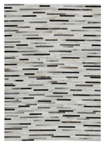 Lebelle - White/Black - Large Rug