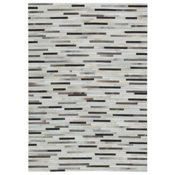 Lebelle - White/Black - Medium Rug