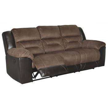 Earhart - Chestnut - Reclining Sofa