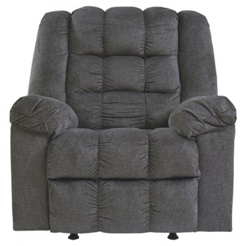 Drakestone - Charcoal - Rocker Recliner