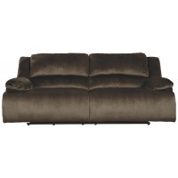 Clonmel - Chocolate - 2 Seat Reclining Power Sofa