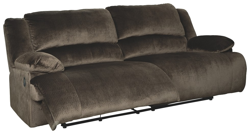 Clonmel - Chocolate - 2 Seat Reclining Sofa
