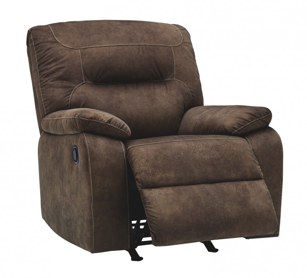 Bolzano - Coffee - Rocker Recliner