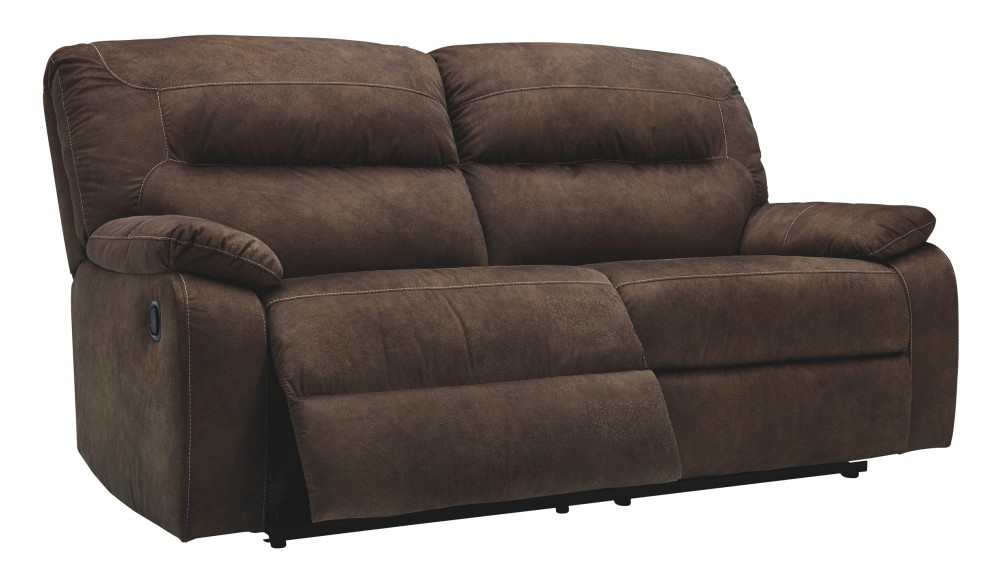 Bolzano - Coffee - 2 Seat Reclining Sofa | 9380281 | Reclining Sofas ...