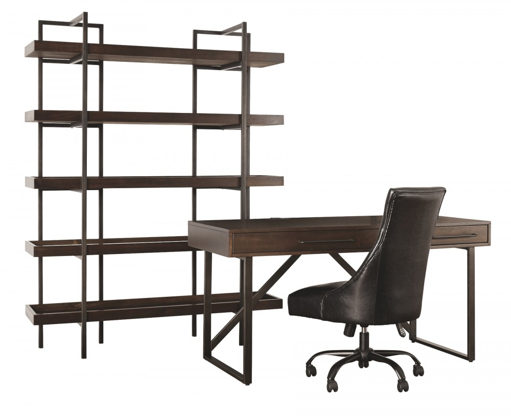 Starmore Brown Home Office Small Desk H633 34 Home