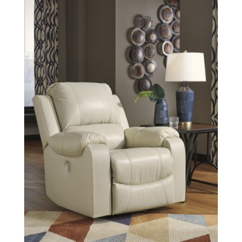 Rackingburg - Vanilla - Rocker Recliner