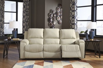 Remarkable Rackingburg Vanilla Reclining Sofa Caraccident5 Cool Chair Designs And Ideas Caraccident5Info