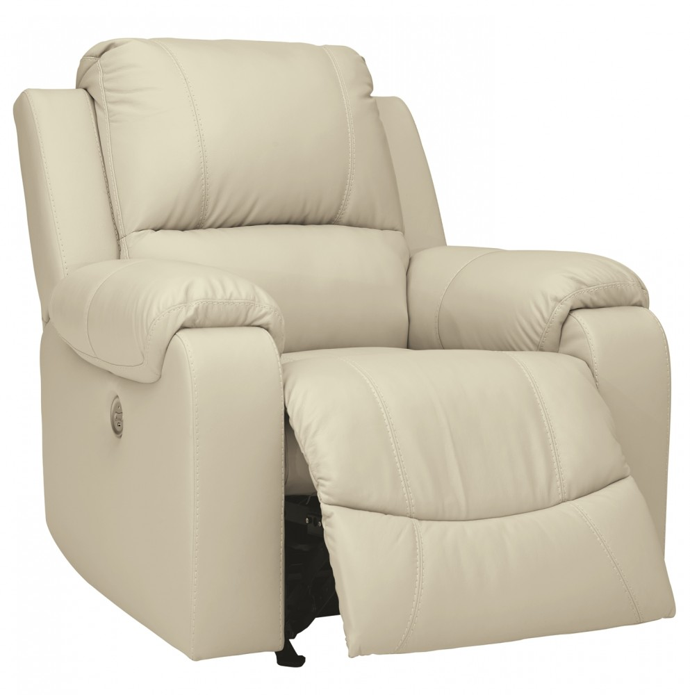 Rackingburg Vanilla Power Rocker Recliner U3330298