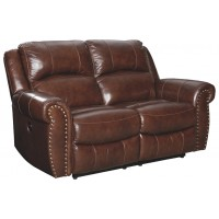 Bingen - Harness - Reclining Power Loveseat