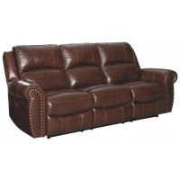 Bingen - Harness - Reclining Power Sofa