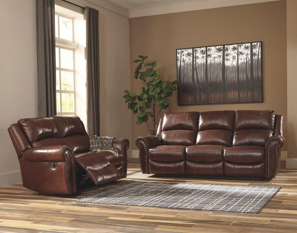 Bingen Harness Reclining Sofa U4280288 Leather