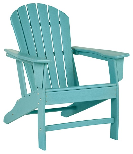 Sundown Treasure - Turquoise - Adirondack Chair