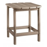 Sundown Treasure - Grayish Brown - Rectangular End Table