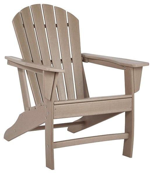 Sundown Treasure - Grayish Brown - Adirondack Chair