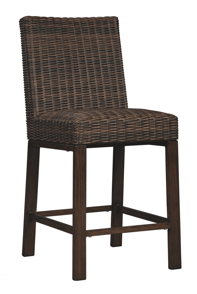 Paradise Trail - Medium Brown - Barstool (2/CN)