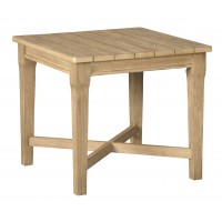 Clare View - Beige - Square End Table
