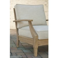 Clare View - Beige - Lounge Chair w/Cushion (1/CN)