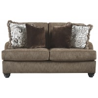 Braemar - Brown - Loveseat