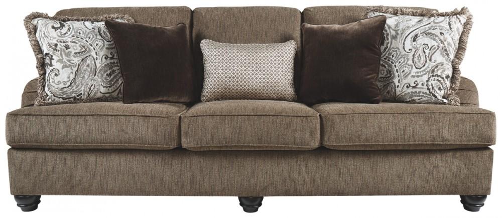 Super Braemar Brown Queen Sofa Sleeper Machost Co Dining Chair Design Ideas Machostcouk