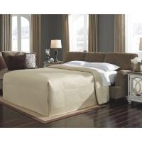 Braemar - Brown - Queen Sofa Sleeper