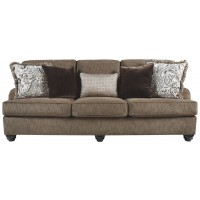 Braemar - Brown - Queen Sofa Sleeper