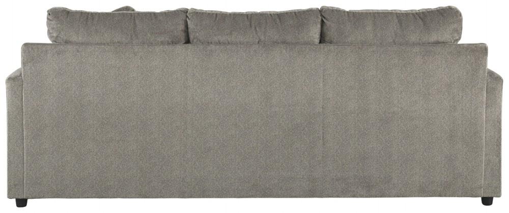 Awesome Soletren Graphite Queen Sofa Sleeper Creativecarmelina Interior Chair Design Creativecarmelinacom