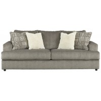 Soletren - Graphite - Queen Sofa Sleeper