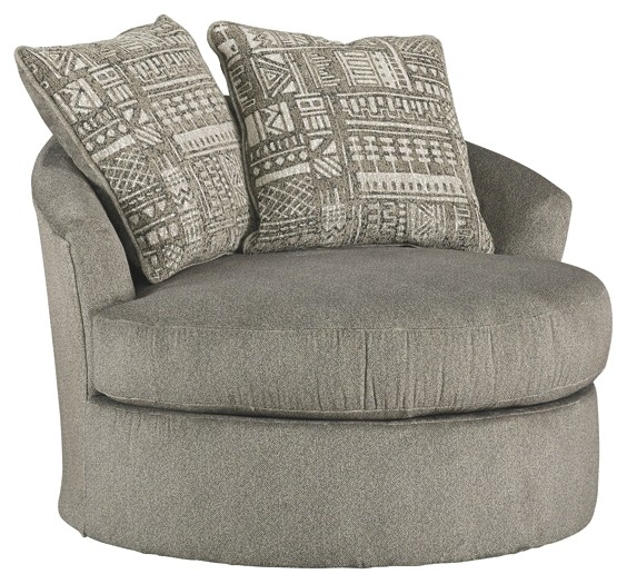 Rent A Center Accent Chairs.Soletren Graphite Swivel Accent Chair 9510344 Chairs