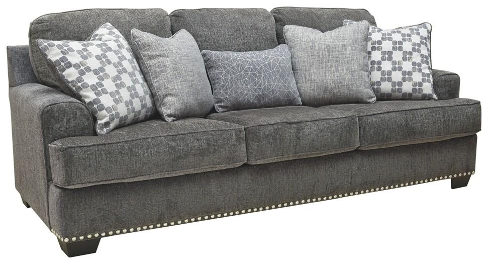 Locklin Carbon Sofa 9590438 Sofas Furniture