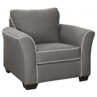 Domani - Charcoal - Chair